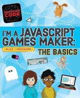Omslag - Generation Code: I'm a JavaScript Games Maker: The Basics