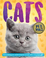 Omslag - Pet Pals: Cats