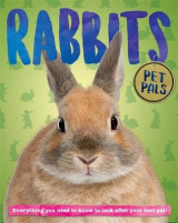 Omslag - Pet Pals: Rabbit