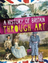 Omslag - A History of Britain Through Art