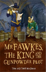 Omslag - Mr Fawkes, the King and the Gunpowder Plot