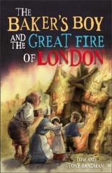 Omslag - The Baker's Boy and the Great Fire of London