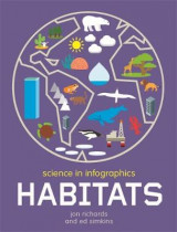 Omslag - Science in Infographics: Habitats