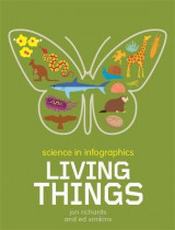 Omslag - Science in Infographics: Living Things