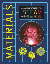 Adventures in STEAM: Materials av Claudia Martin (Heftet)