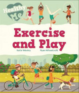 Omslag - Healthy Me: Exercise and Play