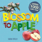 Omslag - Where Food Comes From: Blossom to Apple