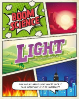 Omslag - BOOM! Science: Light