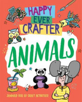 Omslag - Happy Ever Crafter: Animals