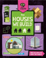 Omslag - Eco STEAM: The Houses We Build