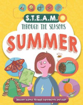 STEAM through the seasons: Summer av Anna Claybourne (Innbundet)