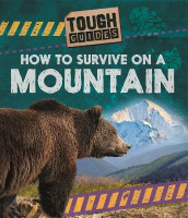 Tough Guides: How to Survive on a Mountain av Louise Spilsbury (Innbundet)