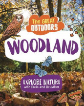 The Great Outdoors: The Woodland av Lisa Regan (Innbundet)