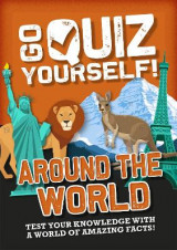 Omslag - Go Quiz Yourself!: Around the World