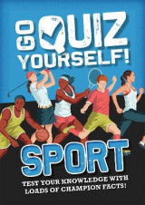 Omslag - Go Quiz Yourself!: Sport