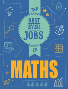 The Best Ever Jobs In: Maths av Rob Colson (Innbundet)
