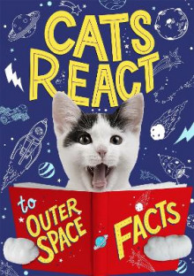 Cats React to Outer Space Facts av Izzi Howell (Heftet)