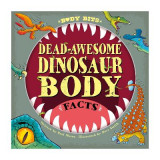 Omslag - Dead-awesome Dinosaur Body Facts