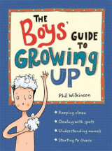 Omslag - The Boys' Guide to Growing Up