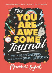 The You Are Awesome Journal av Matthew Syed (Heftet)