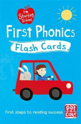 Omslag - I'm Starting School: First Phonics Flash Cards
