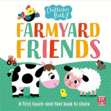 Omslag - Chatterbox Baby: Farmyard Friends