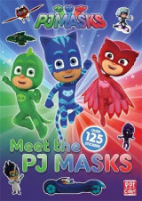 Omslag - Meet the PJ Masks!