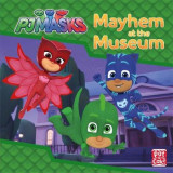 Omslag - PJ Masks: Mayhem at the Museum