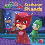 Omslag - PJ Masks: Feathered Friends