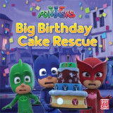 Omslag - PJ Masks: Big Birthday Cake Rescue