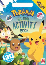 Omslag - The Official Pokemon Holiday Activity Book