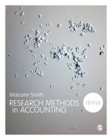 Omslag - Research Methods in Accounting