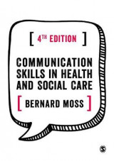 Omslag - Communication Skills in Health and Social Care