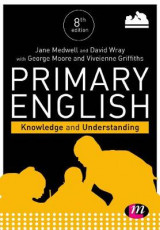 Omslag - Primary English: Knowledge and Understanding