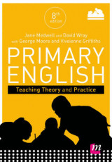 Omslag - Primary English: Teaching Theory and Practice