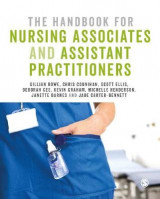Omslag - The Handbook for Nurse Associates and Assistant Practitioners