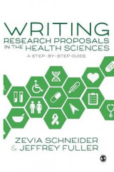 Omslag - Writing Research Proposals in the Health Sciences