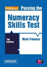 Omslag - Passing the Numeracy Skills Test