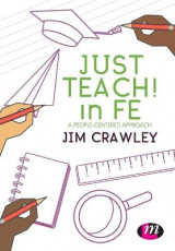 Omslag - Just Teach! in FE