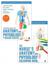 Bundle: Essentials of Anatomy and Physiology for Nursing Practice + The Nurse's Anatomy and Physiology Colouring Book av Jennifer Boore, Neal Cook og Andrea Shepherd (Blandet mediaprodukt)