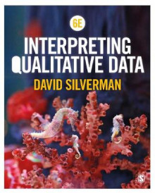 Interpreting Qualitative Data av David Silverman (Heftet)