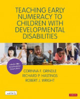 Omslag - Teaching Early Numeracy to Children with Developmental Disabilities