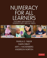 Omslag - Numeracy for All Learners