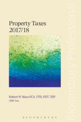 Omslag - Property Taxes 2017/18