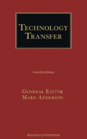 Technology Transfer av Mark Anderson og Victor Warner (Innbundet)