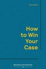 Omslag - How to Win Your Case