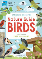 Omslag - RSPB Nature Guide: Birds