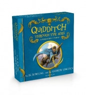 Quidditch Through the Ages av J.K. Rowling (Lydbok-CD)