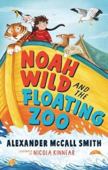 Noah Wild and the Floating Zoo av Alexander McCall Smith (Innbundet)