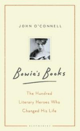 Omslag - Bowie's books